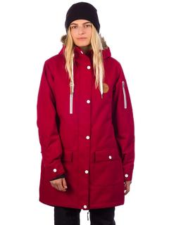 Getty Jacket red