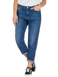 Domino Ankle Jeans blue / dark stone washed