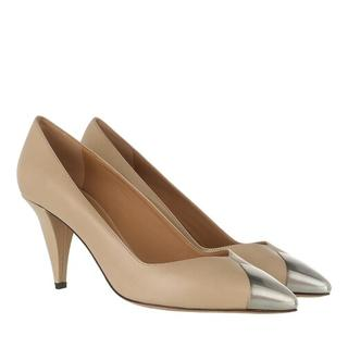 Pumps & high heels - Palda Pumps Leather in beige voor dames
