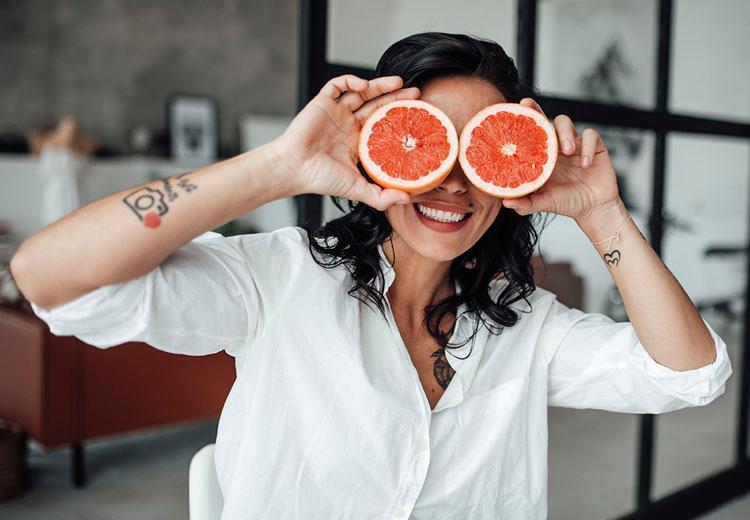 De 5 beste vitamines voor je huid