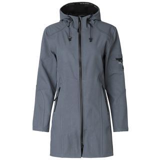 Softshell regenjas RAIN07 - 699 Blue Grayness