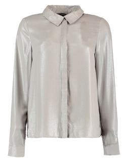 Vmfally L/s Shirt Wvn Lcs 10221851 Blouse Fally 10221851