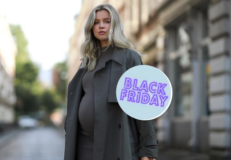 Zwanger? Dan wil je deze Black Friday deals niet missen