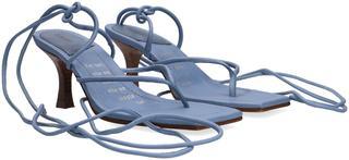 Blauwe Sandalen Oli-viah