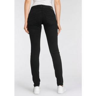 slim fit jeans GILA SLIM Low waist powerstretch