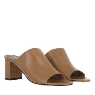Sandalen - Frida Mule in fawn voor dames