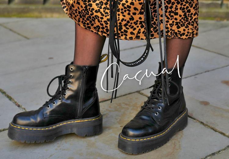 3x schoenen die je als casual vrouw dit najaar wilt hebben