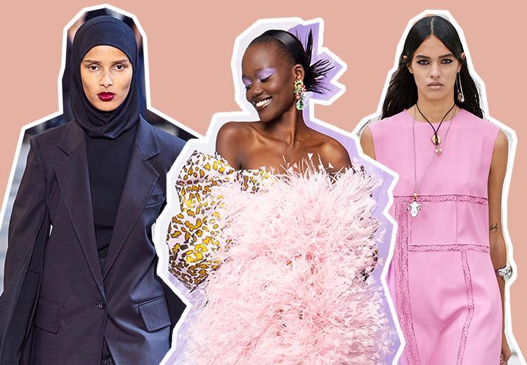 Dit zijn de beauty trends van lente/zomer 2021