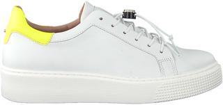 Witte Lage Sneakers M08101