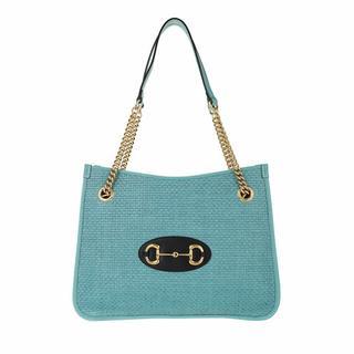 Shoppers - Horsebit 1955 Shopper in light blue voor dames