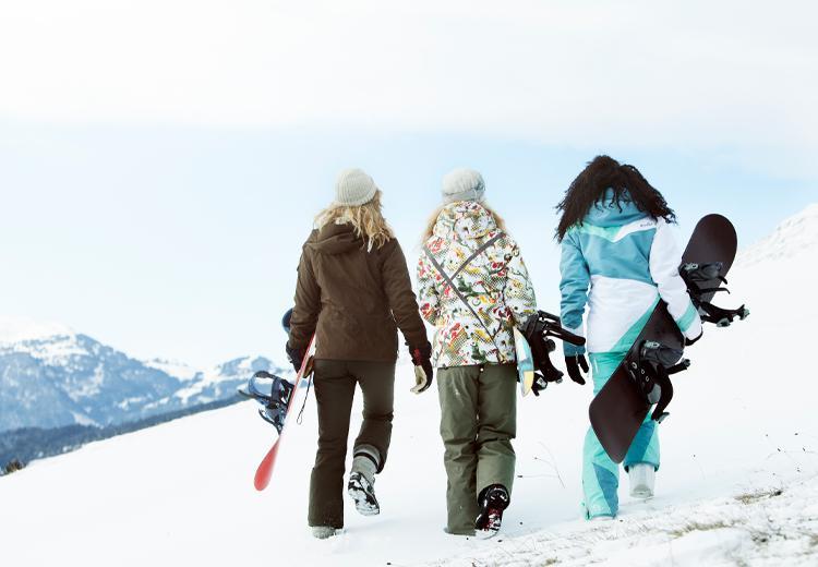 De leukste sale skikleding voor op wintersport