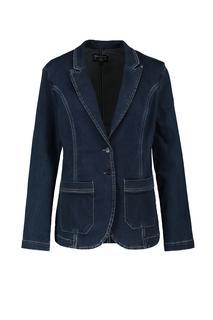 Bodean jasje denim donkerblauw