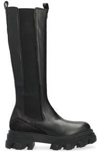 Zwarte Chelsea Boots 01-576/pr