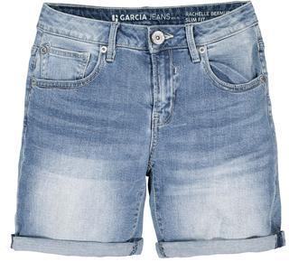 Dames  Denim blauwe Shorts