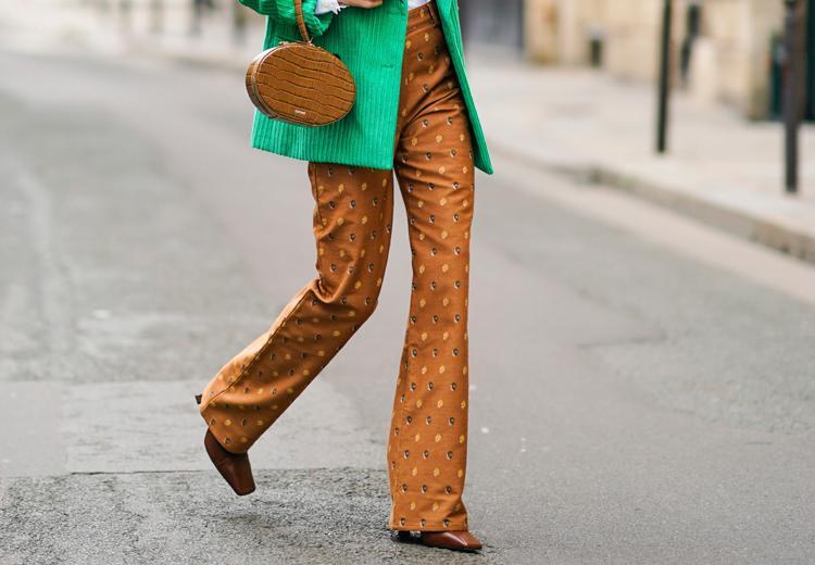 5 manieren om een flared broek te dragen