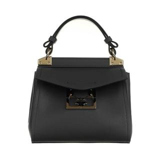 Satchels - Mini Mystic Satchel Bag Leather in zwart voor dames