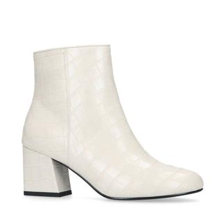 Goedkope Witte dames Laarzen in de Uitverkoop Sale