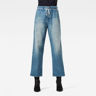 Lintell High Dad Jeans - Boyfriend Fit - Taillehoogte Hoog