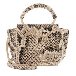 Crossbody bags - Nano Tote in beige voor dames