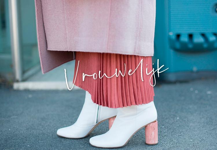 3 x romantische schoenen om dit najaar te kopen