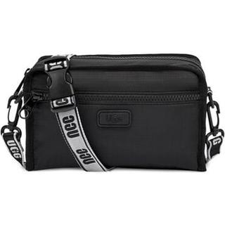 Janey II Ripstop Crossbody Handtassen voor Dames in Black