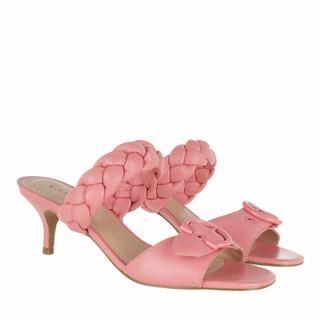 Sandalen - Mollie Leather Sandal in roze voor dames