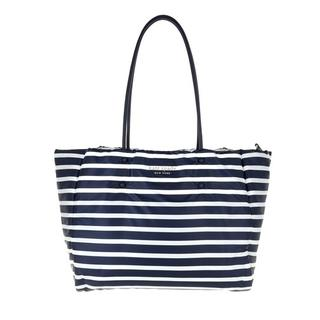 Totes - Everything Puffy Sailing Strip Large Tote in blauw voor dames
