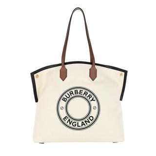 Totes - Canvas Tote Bag in bruin voor dames