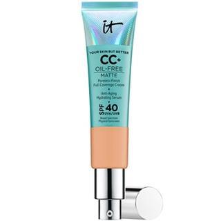 Cc Cream Oil Free Matte Spf 40 CC+ CREAM OIL FREE MATTE SPF 40  -