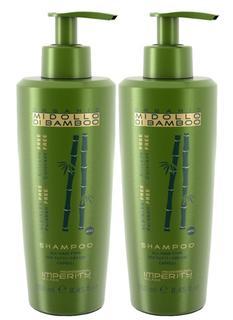 Organic Mi Dollo Di Bamboo Shampoo Duopack