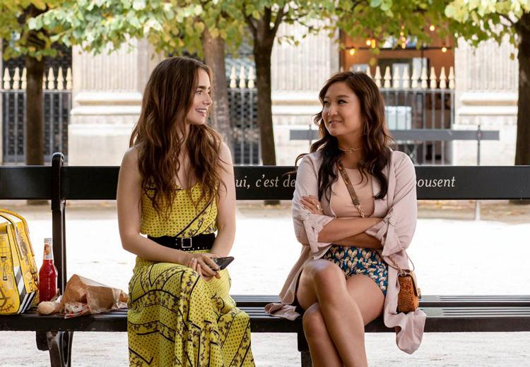 Zo draag je de stijl van Emily in Paris