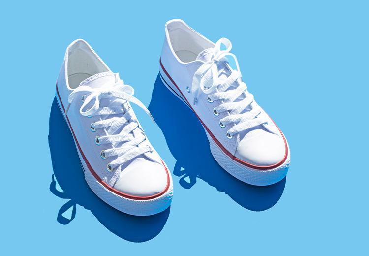 18 witte sneakers om van te smullen