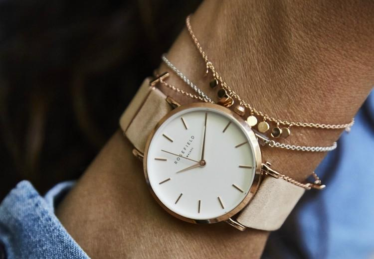WIN: 5x Rosefield horloge t.w.v. 109 euro