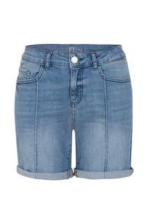 Dames Short jeans blauw