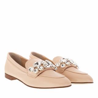 Loafers & ballerina schoenen - BALLERINA ELI+R.OR.NIK in beige voor dames
