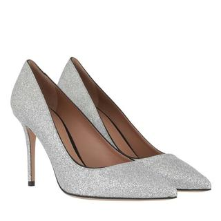Pumps & high heels - Eddie Pump in zilver voor dames