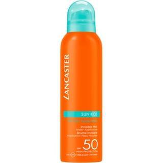 Sun Kids Invisible Mist Wet Skin Application Spf50