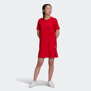 Adicolor 3D Trefoil T-shirt Jurk