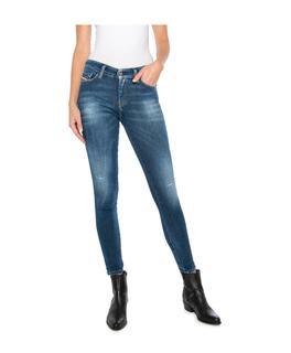 Jeans Blauw 00SXJM009CX