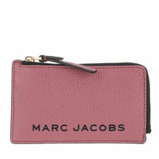 Portemonnees - The Bold Small Top Zip Wallet in roze voor dames