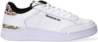 Witte Lage Sneakers Ad Court Wmn