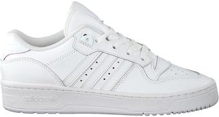 Witte Lage Sneakers Rivalry Low W