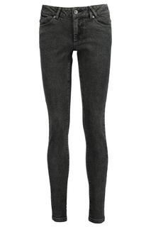 Dames Skinny Jeans Jane Grijs
