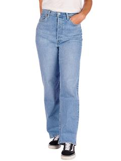 Ribcage Straight Ankle 29 Jeans tango gossip