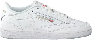 Witte Sneakers Club C 85 Wmn