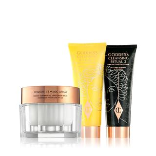 Cleanse, Hydrate & Glow Spa Facial Duo - Skincare Kit