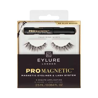 ProMagnetic Liner & Faux Mink Wispy Lashes