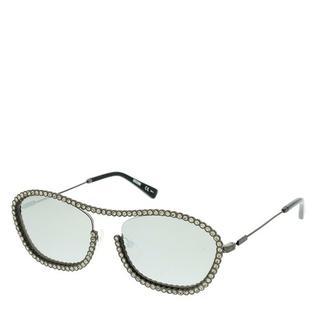 Zonnebrillen - MOS071/S Sunglasses in grijs voor dames
