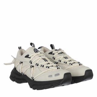 Sneakers - Marathon R-Web Sneakers in beige voor dames