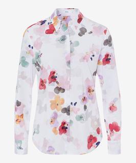 Dames Blouse Style Victoria, white,